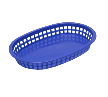 TableCraft Products 1076BL basket, fast food