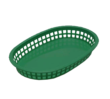 TableCraft Products 1076FG basket, fast food