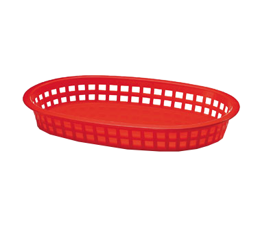 TableCraft Products 1076R basket, fast food