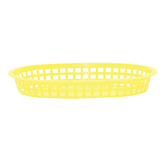 TableCraft Products 1076Y basket, fast food