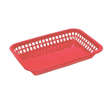 TableCraft Products 1077R basket, fast food