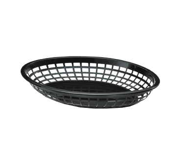 TableCraft Products 1084BK basket, fast food