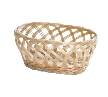 TableCraft Products 1136W basket, tabletop, plastic