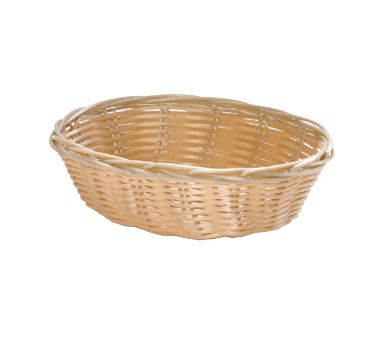TableCraft Products 1171W basket, tabletop, plastic