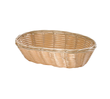 TableCraft Products 1174W basket, tabletop, plastic