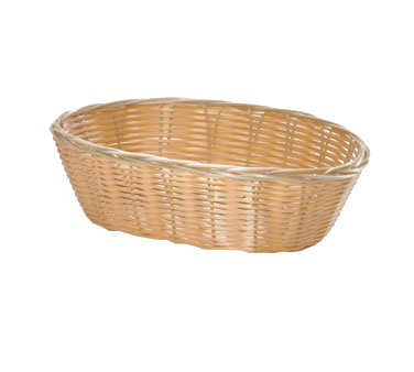 TableCraft Products 1176W basket, tabletop, plastic