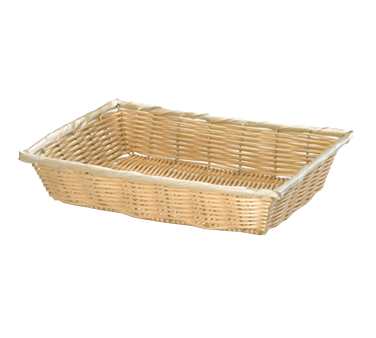 TableCraft Products 1189W basket, tabletop, plastic