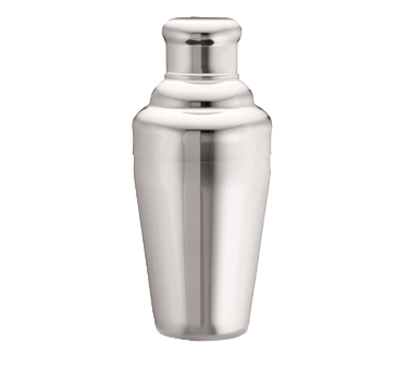 TableCraft Products 1212CAP bar cocktail shaker
