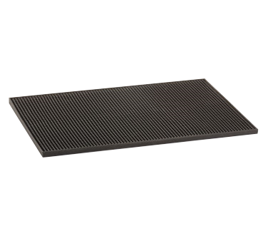 TableCraft Products 1218BK bar mat
