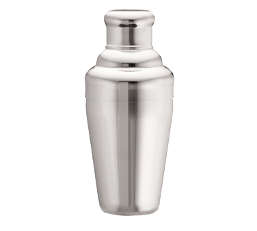 TableCraft Products 1224CAP bar cocktail shaker