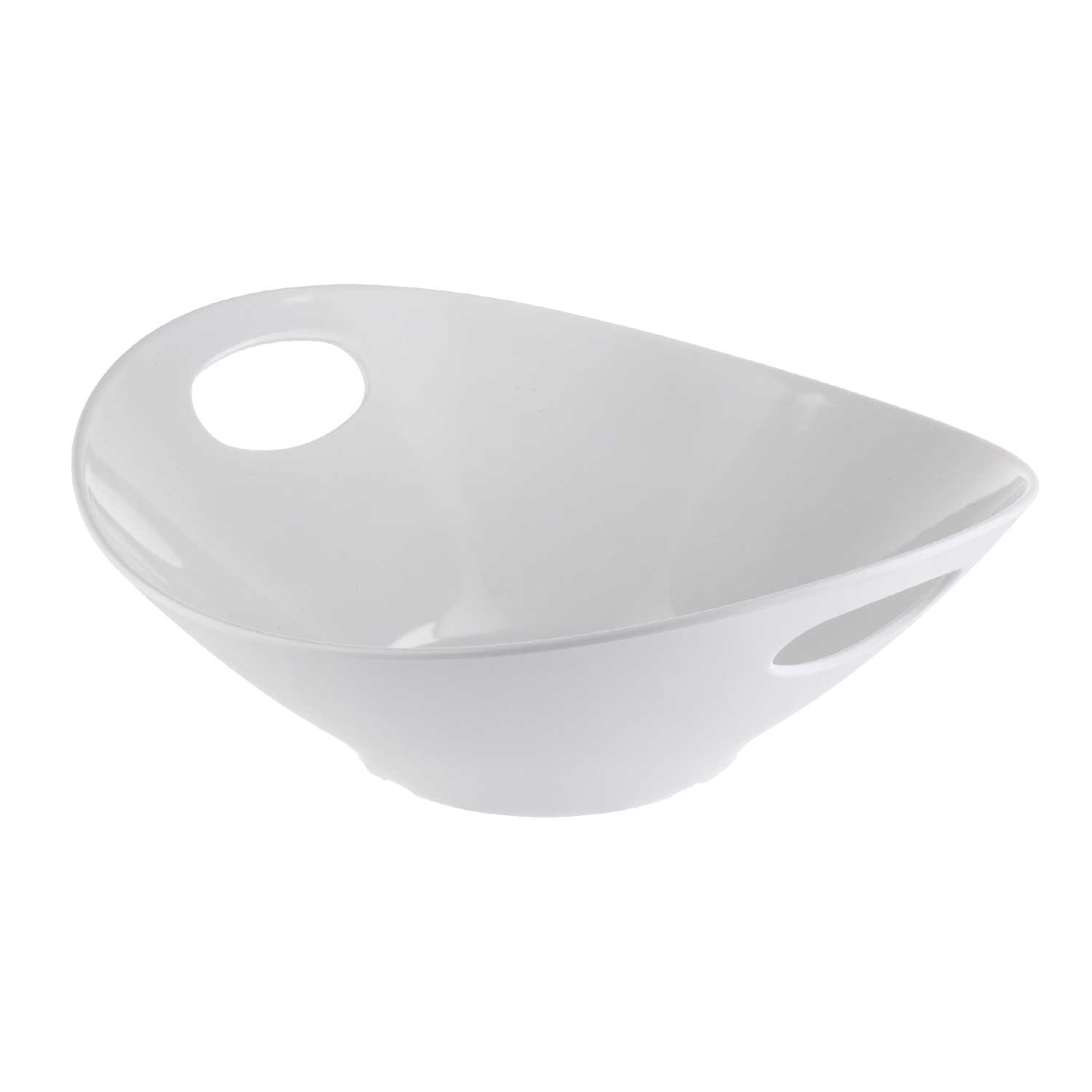TableCraft Products 123469 serving bowl, salad pasta, plastic