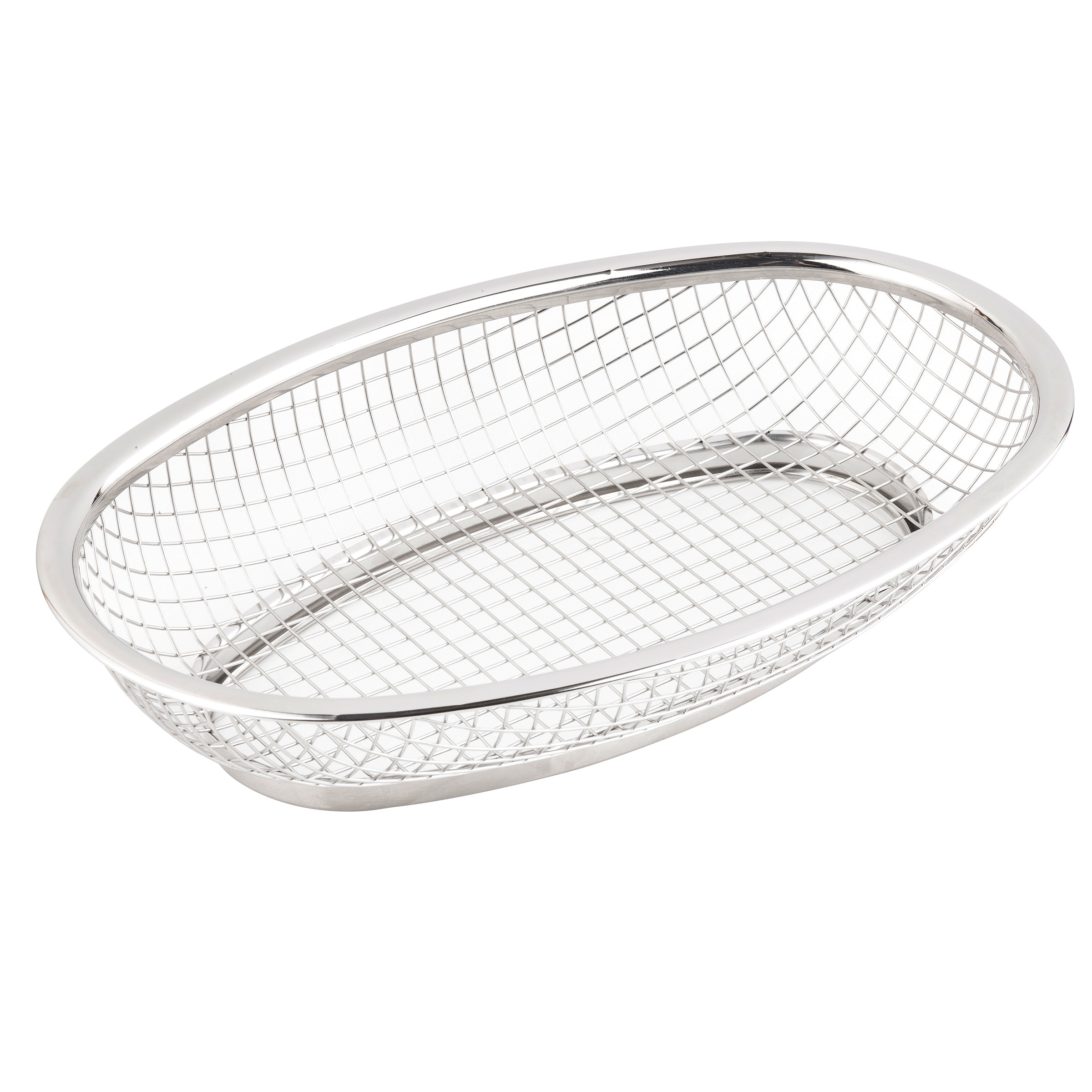 TableCraft Products 123471 basket, tabletop, metal