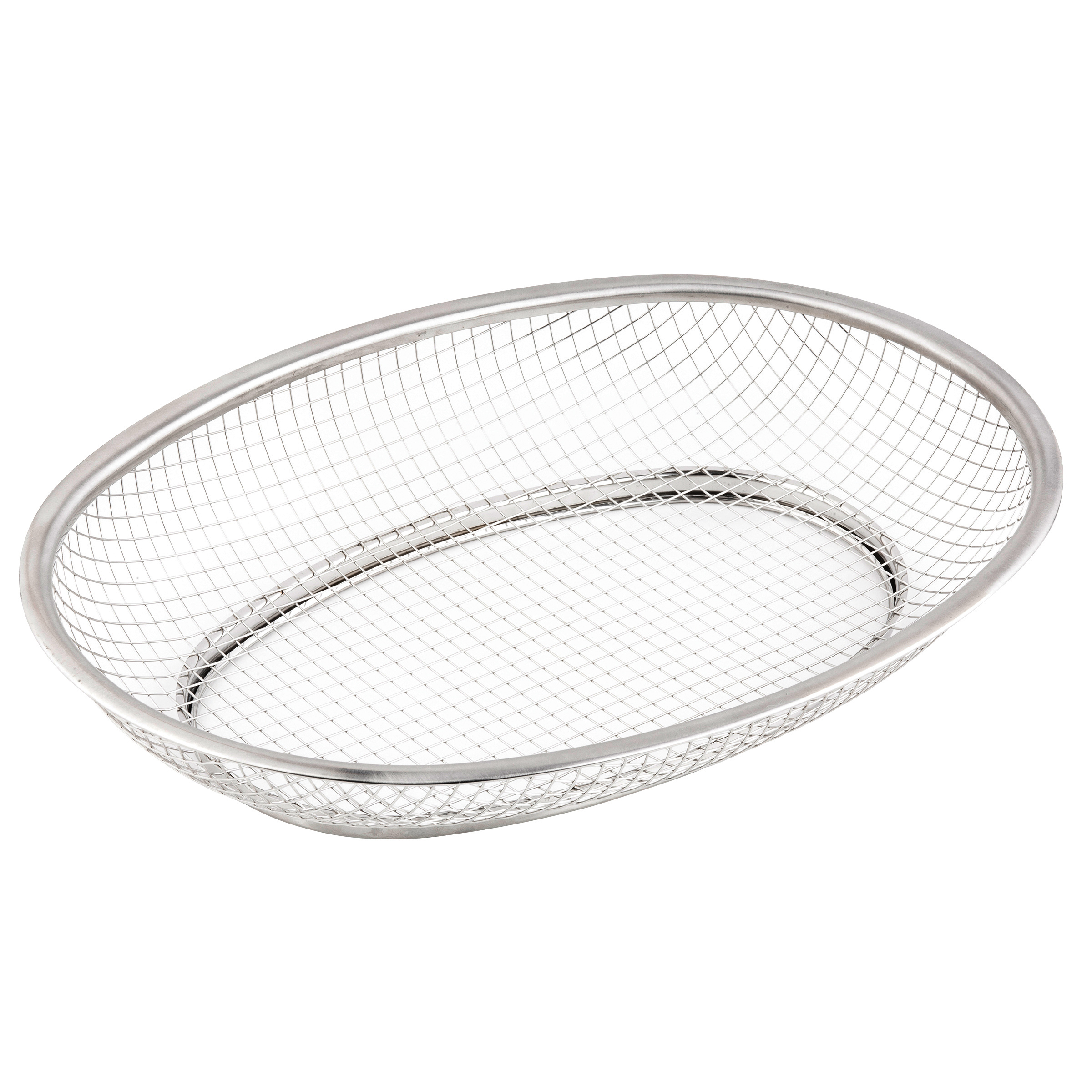 TableCraft Products 123473 basket, tabletop, metal