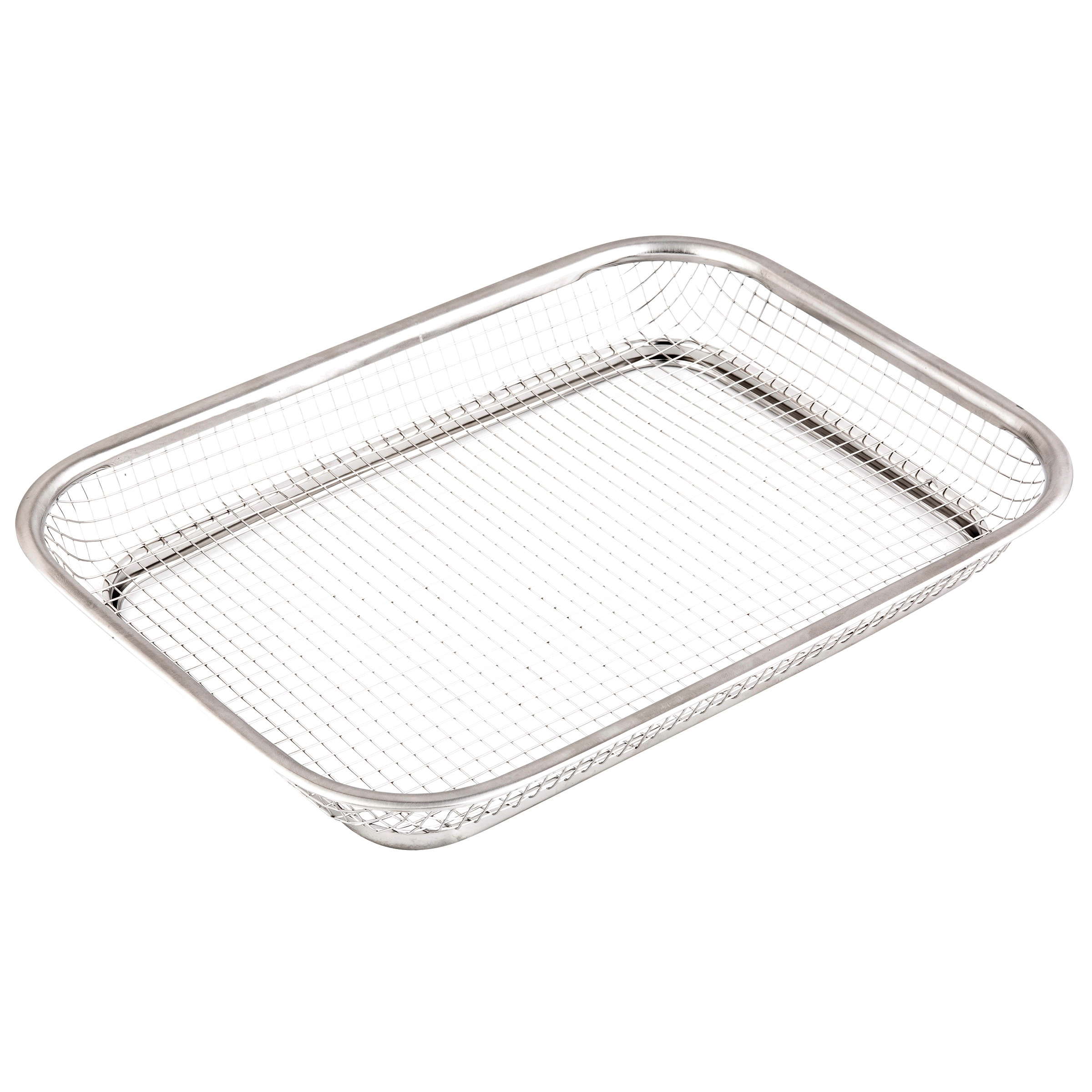 TableCraft Products 123476 basket, tabletop, metal