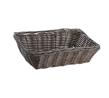 TableCraft Products 1472 basket, tabletop, plastic
