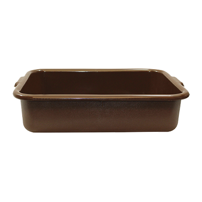 TableCraft Products 1529BR bus box / tub