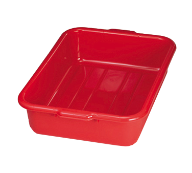 TableCraft Products 1529R bus box / tub