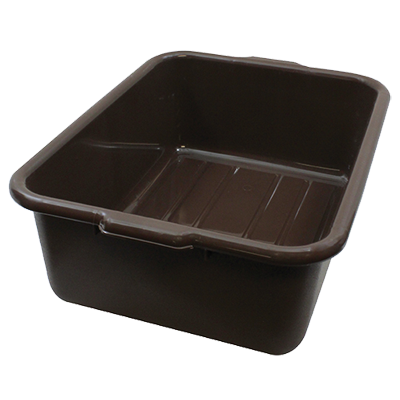 TableCraft Products 1537BR bus box / tub