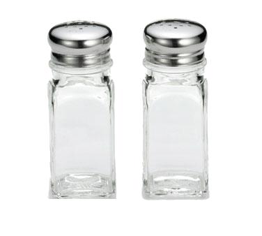 TableCraft Products 154S&P-2 salt / pepper shaker