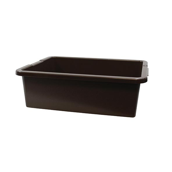 TableCraft Products 1557BR bus box / tub