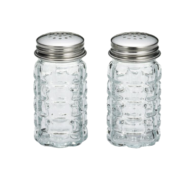 TableCraft Products 163S&P-2 salt / pepper shaker