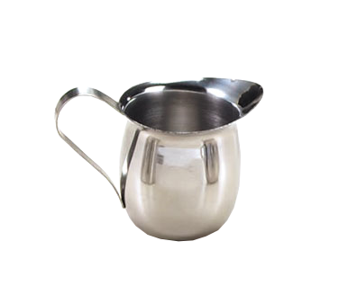 TableCraft Products 2305 creamer, metal