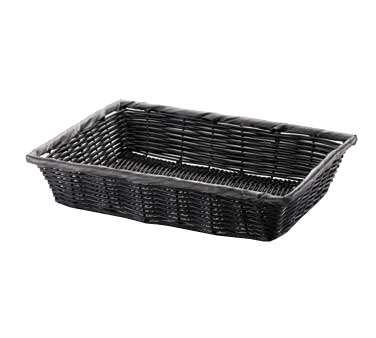TableCraft Products 2488 basket, tabletop, plastic