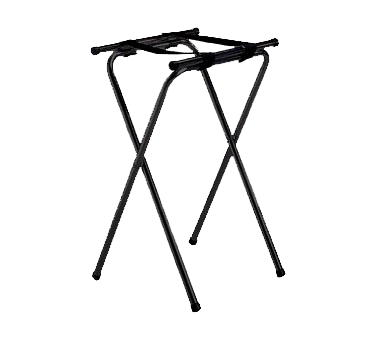 TableCraft Products 24BK tray stand