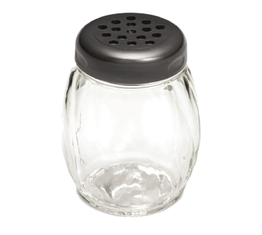 TableCraft Products 260BK cheese / spice shaker