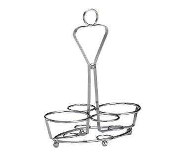 TableCraft Products 260R condiment caddy, rack only