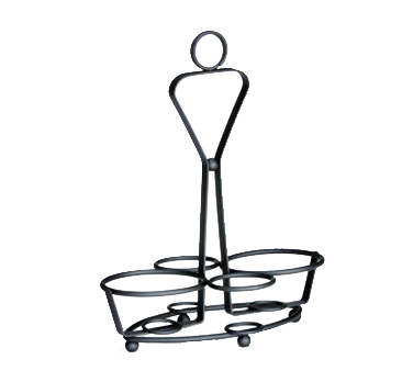 TableCraft Products 260RBK condiment caddy, rack only