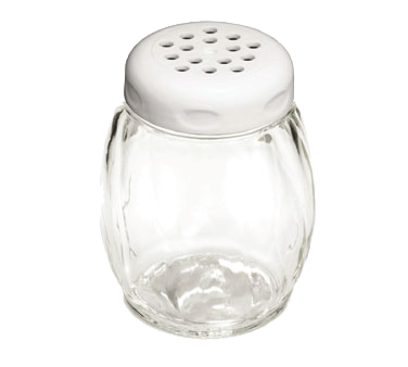 TableCraft Products 260WH cheese / spice shaker
