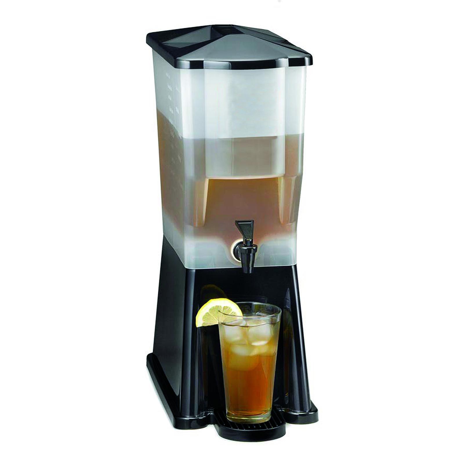 TableCraft Products 353B beverage dispenser, stand