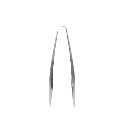 TableCraft Products 3612 tongs, serving