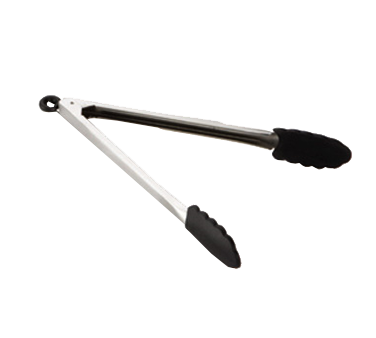 TableCraft Products 4012BK tongs, utility