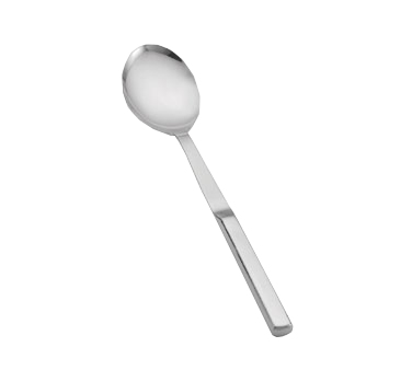 TableCraft Products 4333 serving spoon, solid