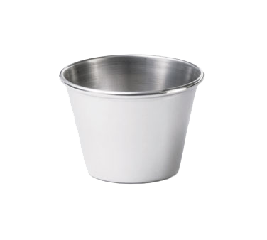 TableCraft Products 5067 ramekin / sauce cup, metal