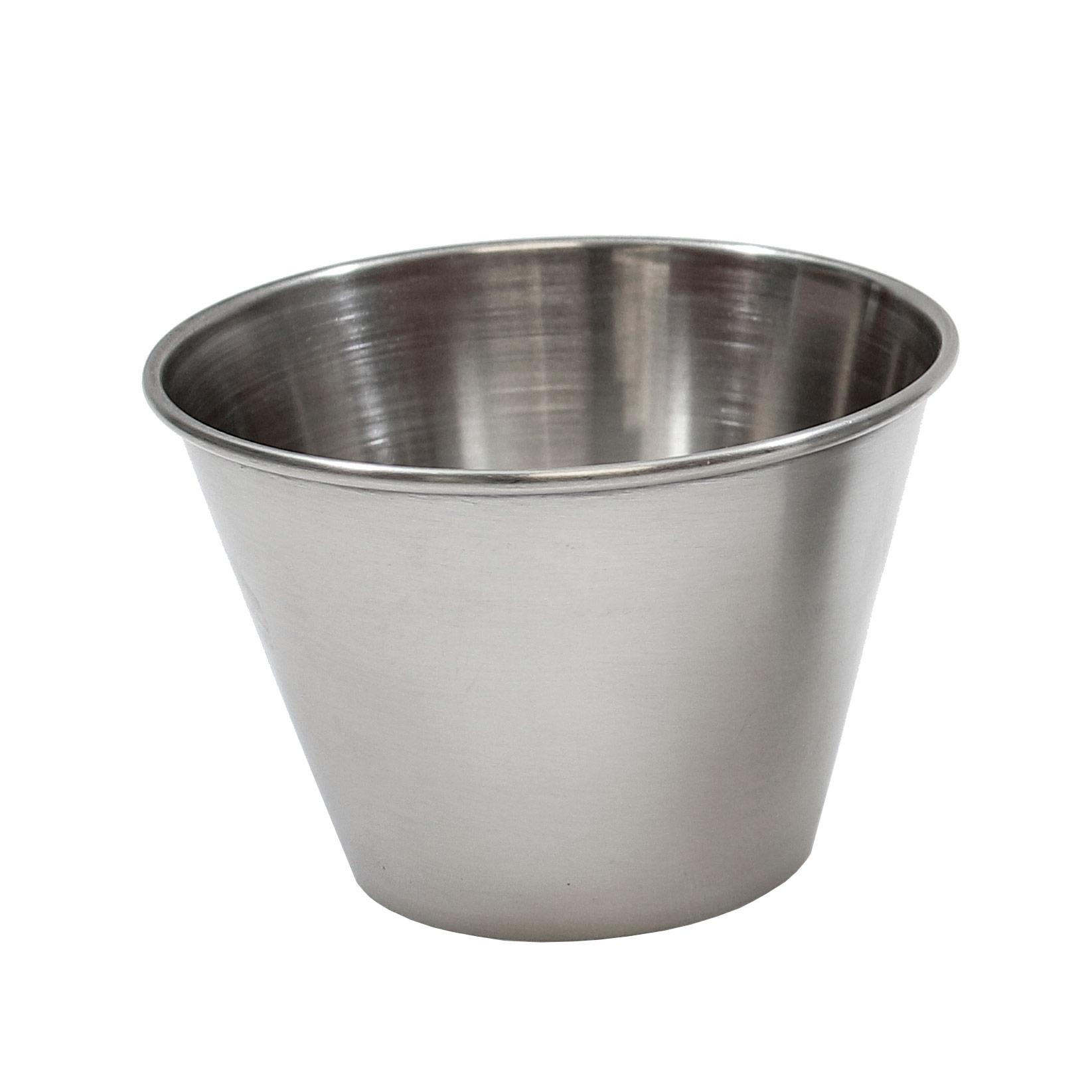 TableCraft Products 5071 ramekin / sauce cup, metal