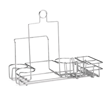 TableCraft Products 5457112R condiment caddy, rack only