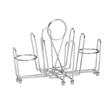 TableCraft Products 591C condiment caddy, rack only
