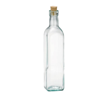 TableCraft Products 616 oil & vinegar cruet bottle