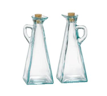 TableCraft Products 617 oil & vinegar cruet bottle