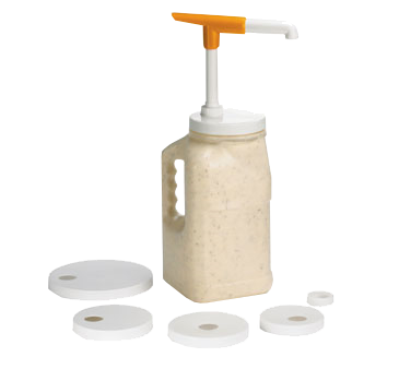 2050-1130 TableCraft Products 664K condiment syrup pump only