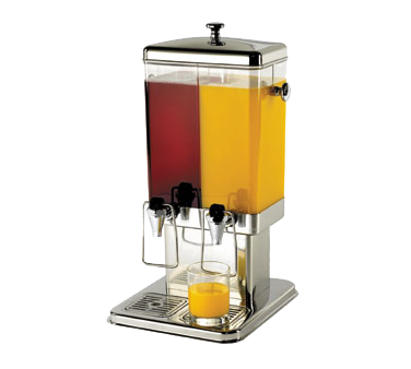 TableCraft Products 70 beverage dispenser, non-insulated