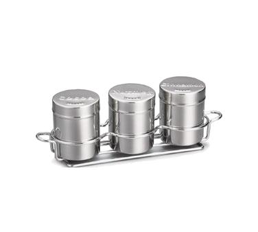 TableCraft Products 758X shaker / dredge set