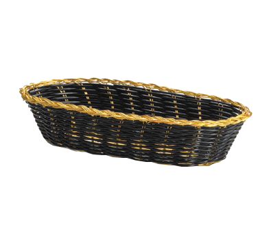 TableCraft Products 917B basket, tabletop, plastic