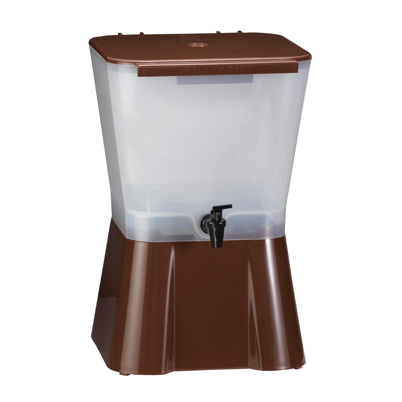 TableCraft Products 954B beverage dispenser, stand