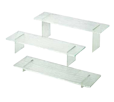 TableCraft Products ARL3 display riser, set