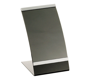 TableCraft Products AS57 menu card holder / number stand