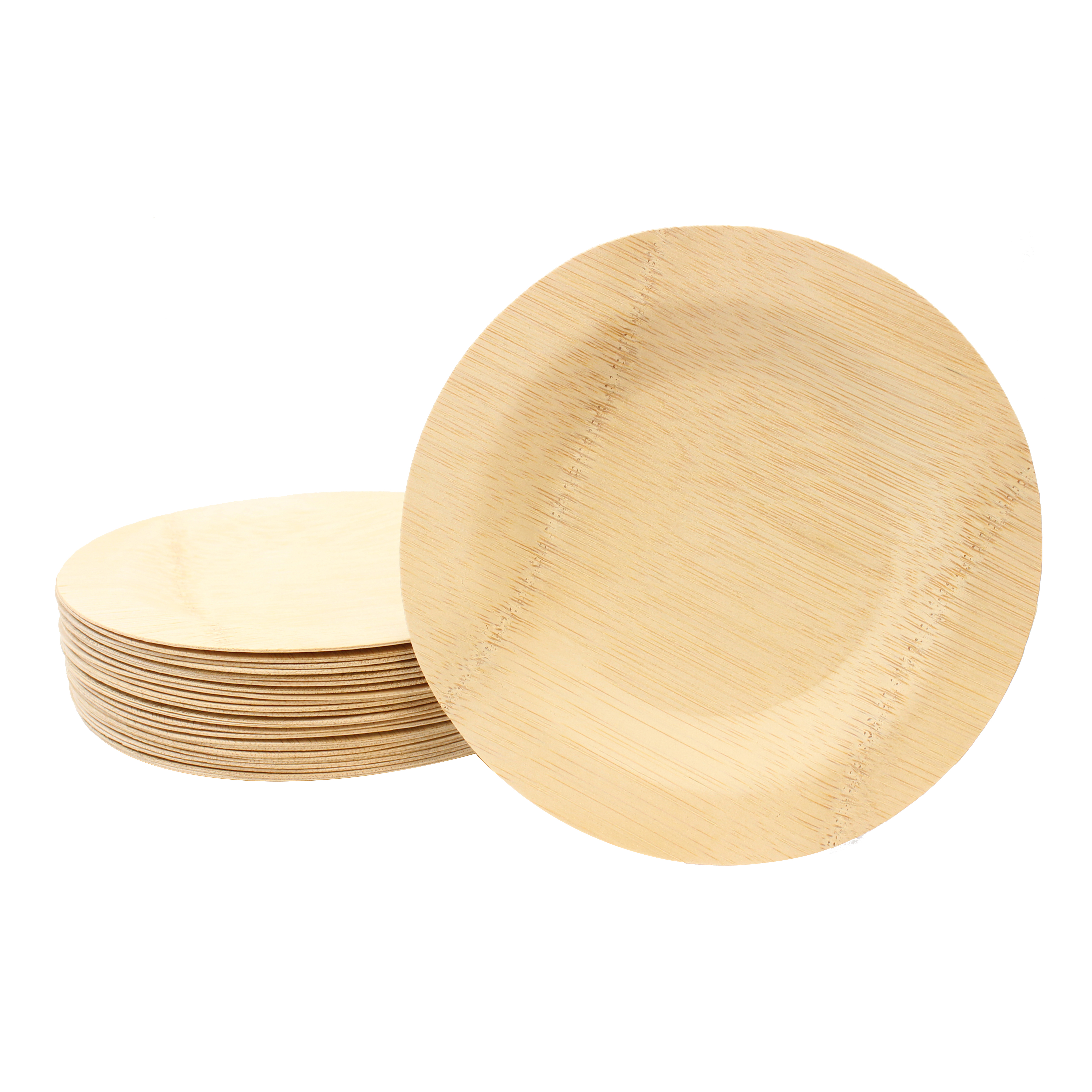 TableCraft Products BAMDRP7 disposable plates